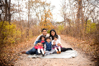 2017-10 The Ulahannan Family Fall/Winter Session